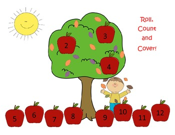 Apple Tree math #2-12