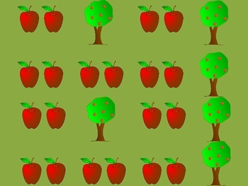 Apple tree: practicing ta, ti-ti, high and low