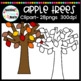Apple Trees Clipart