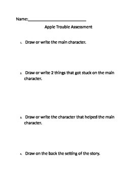 Apple Trouble Assessment