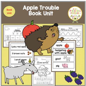 Apple Trouble  Book Unit