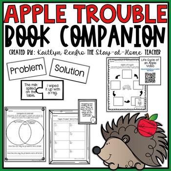 Apple Trouble - Cross-Curricular Book Companion