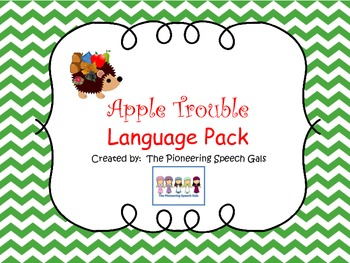 Apple Trouble Language Pack
