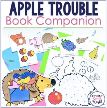 Apple Trouble:  Speech & Language Activities