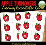 Back to School Activities Kindergarten Letter Matching Activity
