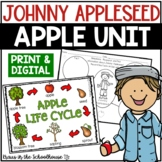 Apple Unit - Activities to Celebrate Johnny Appleseed Day and the Fall Season