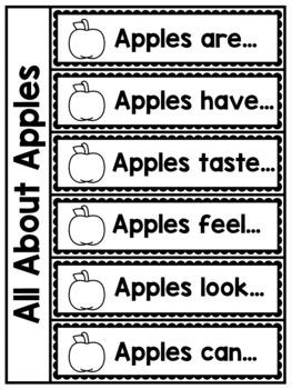 Apples Unit