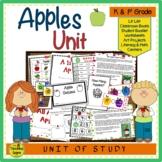 Apple Unit: Centers  & Activities