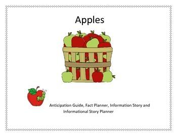 Apple Unit: First Grade Common Core
