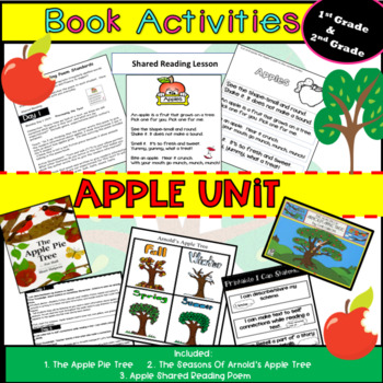 Apple Unit- Interactive and shared reading