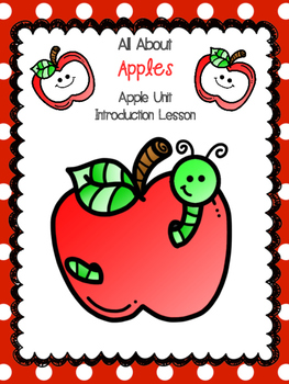 Apple Unit Introductory Lesson