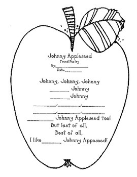 Apple Unit - Johnny Appleseed