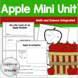Apple Unit: Math, Science, and Literacy Integration