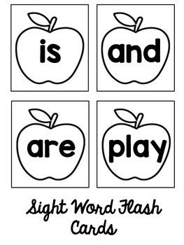 Apple Unit - Math and Literacy