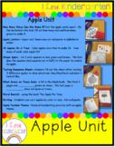 Apple Unit Printables