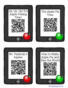 Apple Unit {QR Codes}