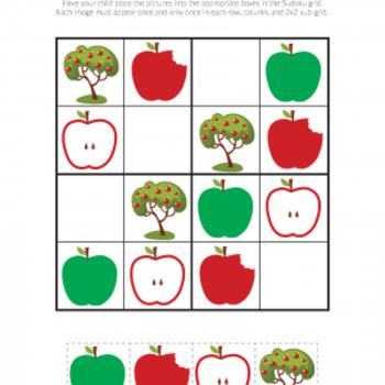 Apple Unit Study