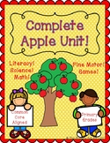 Apple Unit for Primary Grades