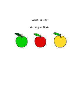 Apple Unit for Special Education