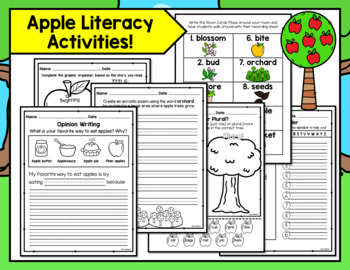 Apple Unit with Johnny Appleseed