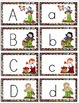 Apple Upper and Lowercase letter cards plus writing Book