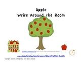 Apple Write Around the Room