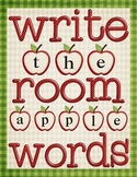Apple Write the Room