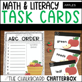 Apple Write the Room Task Cards