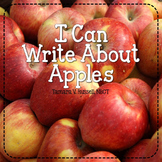 Apple Writing {An Apple Themed Writing Unit for Firsties}