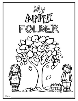 Apple Writing Craftivity For Fall