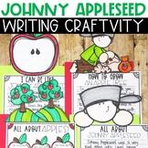Fall Writing Craftivity - Johnny Appleseed