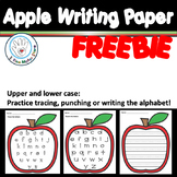 Apple Writing Freebie