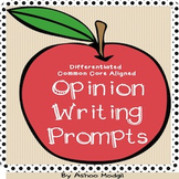 Fruity FUN Opinion Writing Prompts {Differentiated and Com