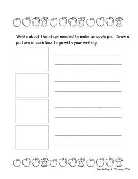 Apple Writing Prompts