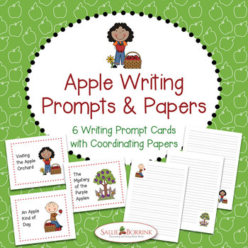 Apple Writing Prompts and Papers