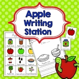 Apple Writing Station
