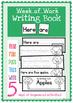 Apple Writing {Week of Writing Booklet}