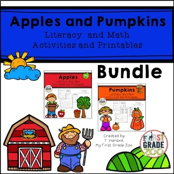 Apple and Pumpkin Bundle