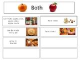 Apple and Pumpkins Venn Diagram