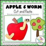 Apple Craft {Apple & Worm}