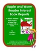 Apple and Worm Reader Interests Book Report