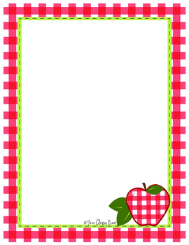 Apple background paper