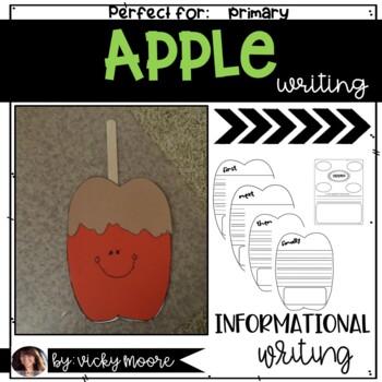 Apple craftivity