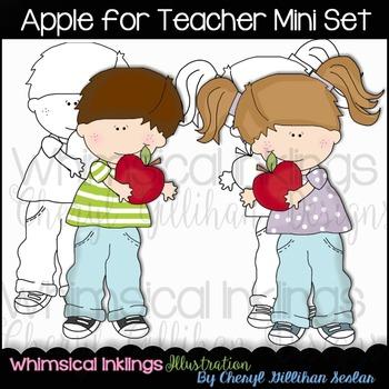 Apple for Teacher Mini Set NO LICENSE REQUIRED