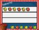 Apple graph SMART board activity