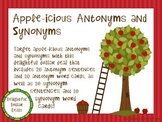 Apple-icious Antonyms and Synonyms
