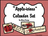 """Apple-icious"" Calendar Set"