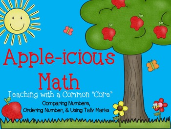 """Apple-icious Math - Teaching to a Common """"Core"""""""
