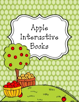 Apple interactive emergent readers