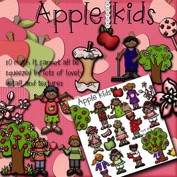 Apple kids (Full Kit)